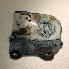 Fint keramik ophæng fra Lange Keramiker Aalborg