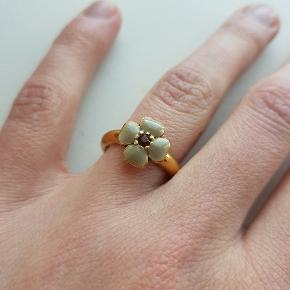 Justerbar ring fra Pilgrim.