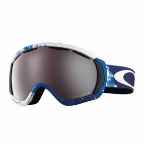 Oakley Canopy Goggles JP Auclair Signature Whiteout / Prizm Black  Aldrig brugt Førpris 1.300kr.