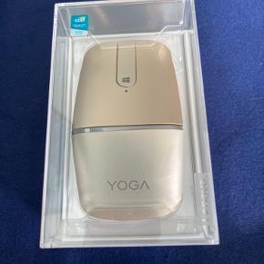 Guldfarvet yoga mus fra Lenovo ny og uåbnet