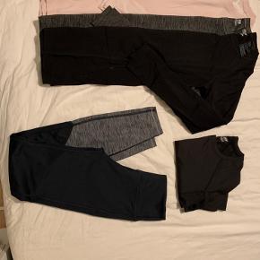 H&M andet sportstøj