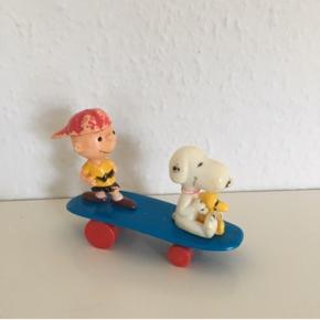 Nuser og Søren brun fra radiserne Tegneserie.   Retro  Skateboard   Sender gerne