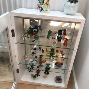 Glasfigurer! BYD på hver enkelt eller samlet