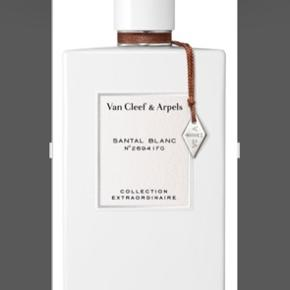 Santal Blanc 75 ml. Fra Van Cleef and Arpels. Normalpris 995 kr.