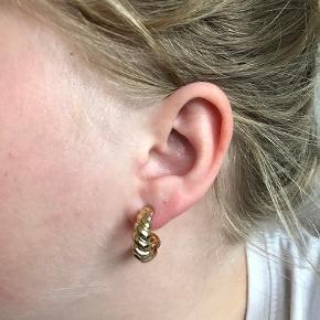 Glitter ørering