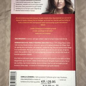 Helt ny kopi af englemagersken af Camilla Läckberg. Fejlkøbt - det viste sig, jeg havde et eksemplar liggende. Sælges da jeg har fået smidt kvitteringen ud. Np: 130,-.