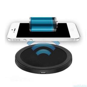 Varetype: Oplader Størrelse: - Farve: -  Lækker trådløs oplader i sort til Iphone 8,8plus og Iphone X   PRISEN ER MED FRAGT  BETAL MED MOBILEPAY