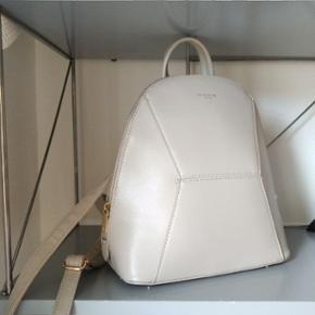 David Jones grey backpack, rücksack, great condition