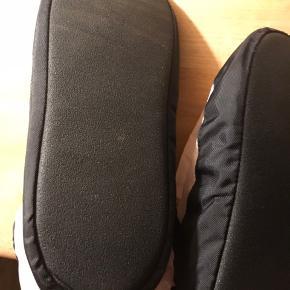 Bloch str S Warm up booties Kan også bruges som hjemmesko