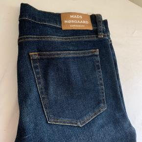 Størrelse: W31 L32 Lækre Jeans fra Mads Nørgaard.  Brugt 1-2 gange Nypris omkring 800,-