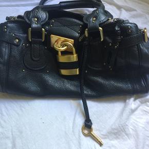 Smuk ægte taske fra chloe