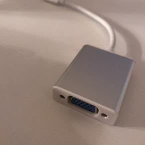 Usb c til VGA adapter