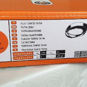 Le creuset tatin form I orginal emballage