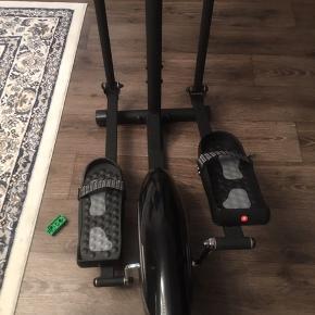 Type -crosstrainer Produkt-motionsmaskine  Mærke-kilberry crosstrainer JE520