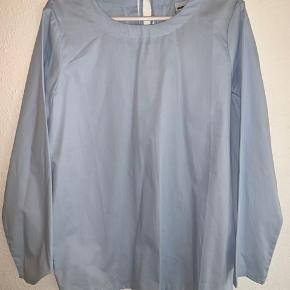 Skjorte/bluse med binde ryk