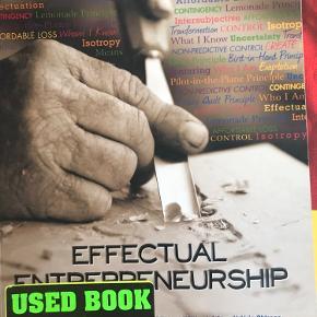 Effectual entrepreneurship, read, sarahsvathy, wiltbank, ohlsson