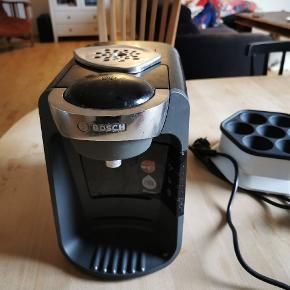 Kaffe køkkenmaskine