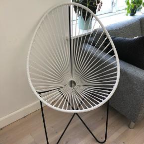 Flot stol fra hay til enten indenfor eller terrassen.