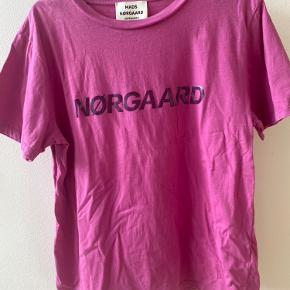 Nørgaard tshirt single organic Trenda P