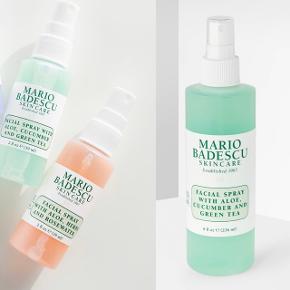 Mario Badescu spray 1*236ml + 2*59ml Aldrig brugt Bytter ikke