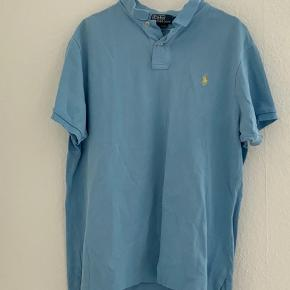 Rigtig fin Polo som holder farve og form, selvom den har været lidt brugt.