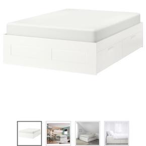 Helt nyt sengestel.  160x200   Kom med bud