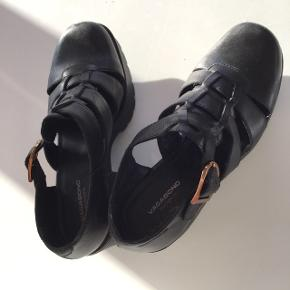 BYD!  Fede chunky støvler fra vagabond, de er brugt et par gange og fejler ellers ikke det store.