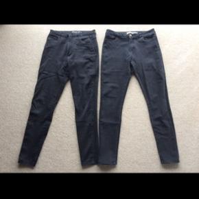 2 par bukser fra Vero Moda og Only. Str L/32. Samlet pris