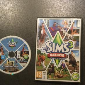 Sims spil til pc.