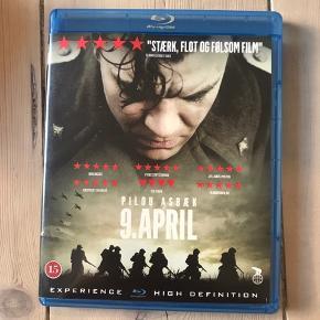 "Blu-ray ""9 april"""