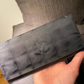 Chanel travel Line sort pung uden kvit