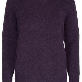 Varetype: Lækker strik i mohairblanding Farve: Purple Oprindelig købspris: 1000 kr.