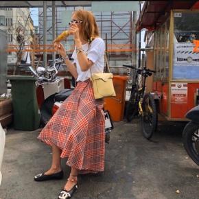 Slå om nederdel som passer xs-xl.