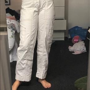 Bukser med syninger fra weekday💘 Super fede bukser, jeg får den bare ikke brugt🍓 200 kr