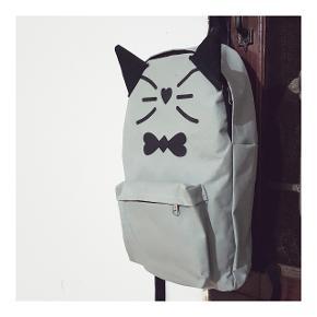 🔸️Sac à dos Kitty Cat gris🔸️Jamais porté