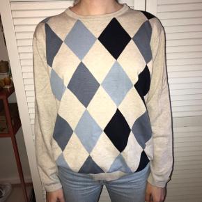 """Fed ternet sweater / strik fra ukendt """"unlimited"""" mærke. Fitter xs-m Byd endelig :D"""