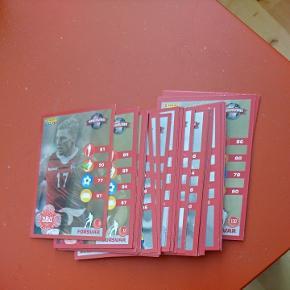 Lille stak med fodboldkort