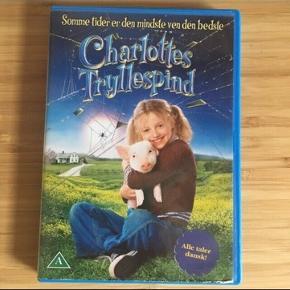 Charlottes tryllespind dvd -fast pris -køb 4 annoncer og den billigste er gratis - kan afhentes på Mimersgade 111 - sender gerne hvis du betaler Porto - mødes ikke andre steder - bytter ikke