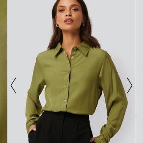 Loose fit blouse skjorte fra NA-KD. Helt ny med prismærke.   Byd gerne