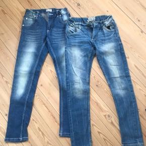 Fede jeans / bukser fra JEFF - rigtig pæn stand