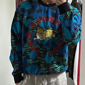 Kenzo X H&M hættetrøje