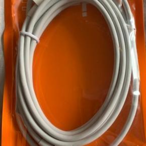 Helt nyt. USB -C  stik til en Macbook  IKKE TIL IPHONE.!!!!