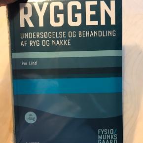 Ryggen af Per Lind.  3. Udgave (nyeste)  Helt ny, stadig pakket ind i plastik.