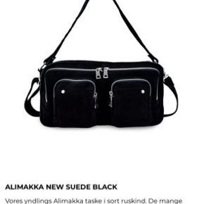Alimakka new suede black Nypris: 1199kr Byd