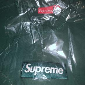 Supreme Box Logo Sweatshirt British Race Green, Str M.