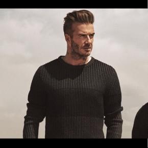 Lavet i samarbejde med David Beckham