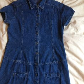 Vintage denim kjole