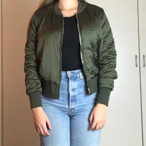 Armygrøn Bomber jacket