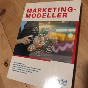 Som ny, marketing modeller bog.