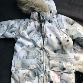 Fin jakke